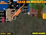 Race in Monaco