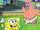 Sponge Bob Bikini Bust Up