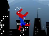 flash игра Spiderman City Raid