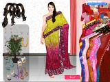 flash игра Indian Saree Girl