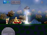flash игра The Flintstones Race