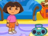 flash игра Dora La Casa de Dora