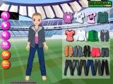 Sport Outfit Dressup