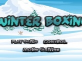 flash игра Winter boxing