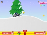 flash игра Snow Mobile Racing