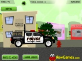 The Police Truck