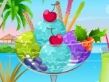 flash игра Ice Cream Sundae