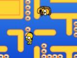 flash игра Simpsons Pacman