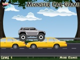 Monster Car Driving