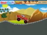 flash игра Ben10 Monster Truck