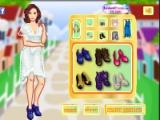 flash игра Street Fashion
