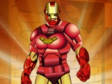 flash игра New Ironman Dress Up
