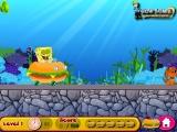 flash игра Spongebob Burger Fun