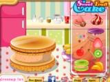 Sweet Fruit Cake