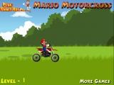 Mario Motorcross Race