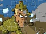 Sherlock Holmes Puzzle