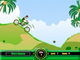 Ben On Motorbike
