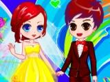 flash игра Romantic Dolphin Bay Wedding
