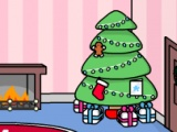 Make a Scene Christmas Room