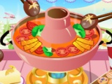 flash игра Chaffy Dish Shop