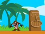 flash игра Taz Tropical Havoc Twister Island