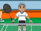 flash игра Supa Badminton
