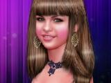 flash игра Stylist for Selena Gomez