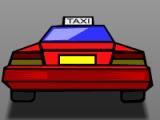 flash игра Crazy taxi
