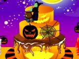 Super Halloween Cake