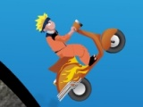 flash игра Naruto Scooter
