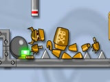 Crash the Robot!
