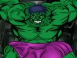 flash игра New Hulk Dress Up