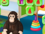 flash игра Kids Room Mahjong
