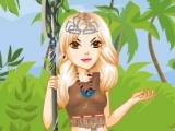 Pretty Jungle Queen