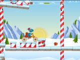 flash игра Gizmo Christmas Rush