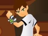 flash игра Ben 10 Kung Fu Game