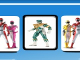 flash игра Power Rangers Memory