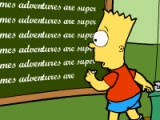 Bart Simpson: The game of survival