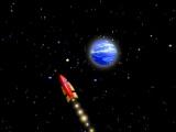 flash игра Rocket Rescue