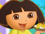 flash игра Dora the Cook Dress Up