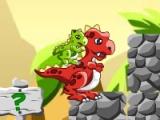flash игра Dino duet