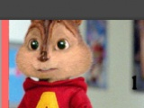 flash игра Alvin and the Chipmunks Hidden Letters