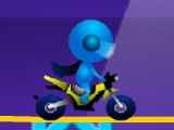 flash игра Stunt Bike Draw 2