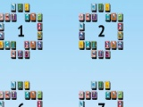 flash игра The Smurfs Mahjong