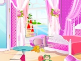 flash игра Magic Princess Bedroom
