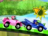 flash игра Sonic Racing Zone