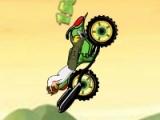 flash игра Ben 10 Stunt Mania