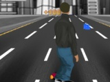 flash игра On street boarding