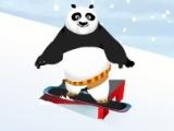 flash игра Po Snowboarding