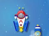 Mario Racing Space